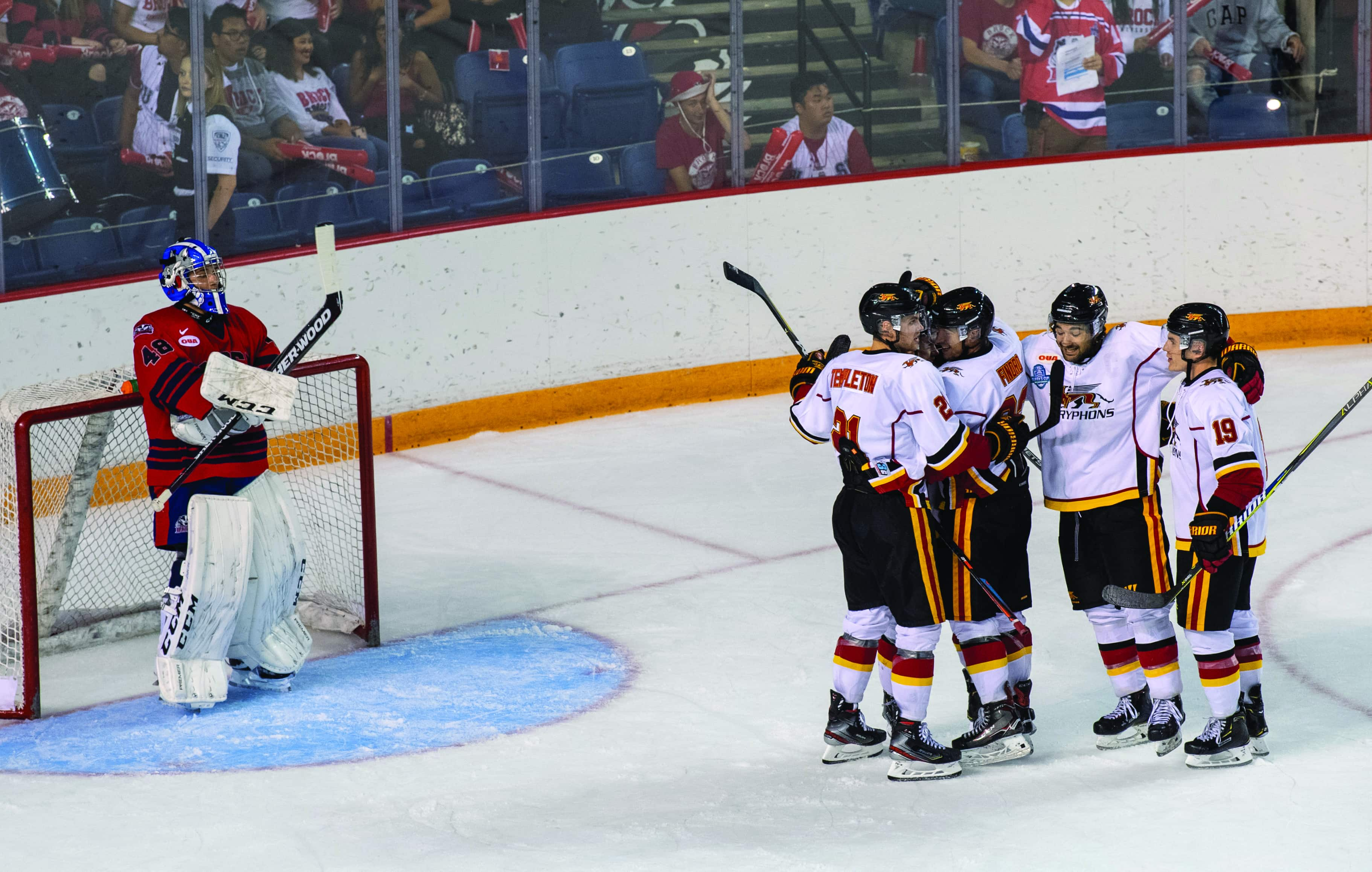 Badgers aim to regroup after loss in Steel Blade Classic