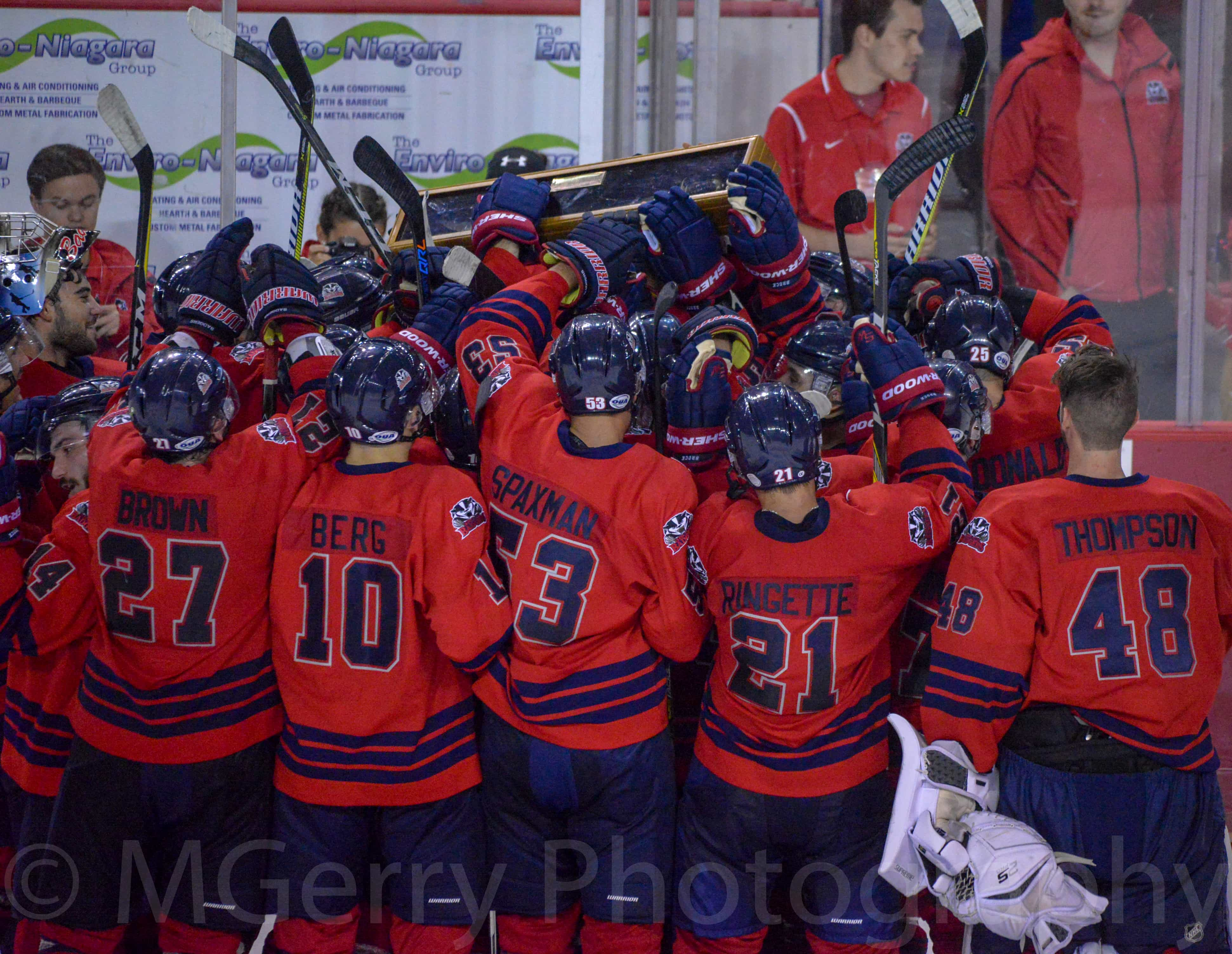 How recruiting has changed the landscape of Brock men's hockey