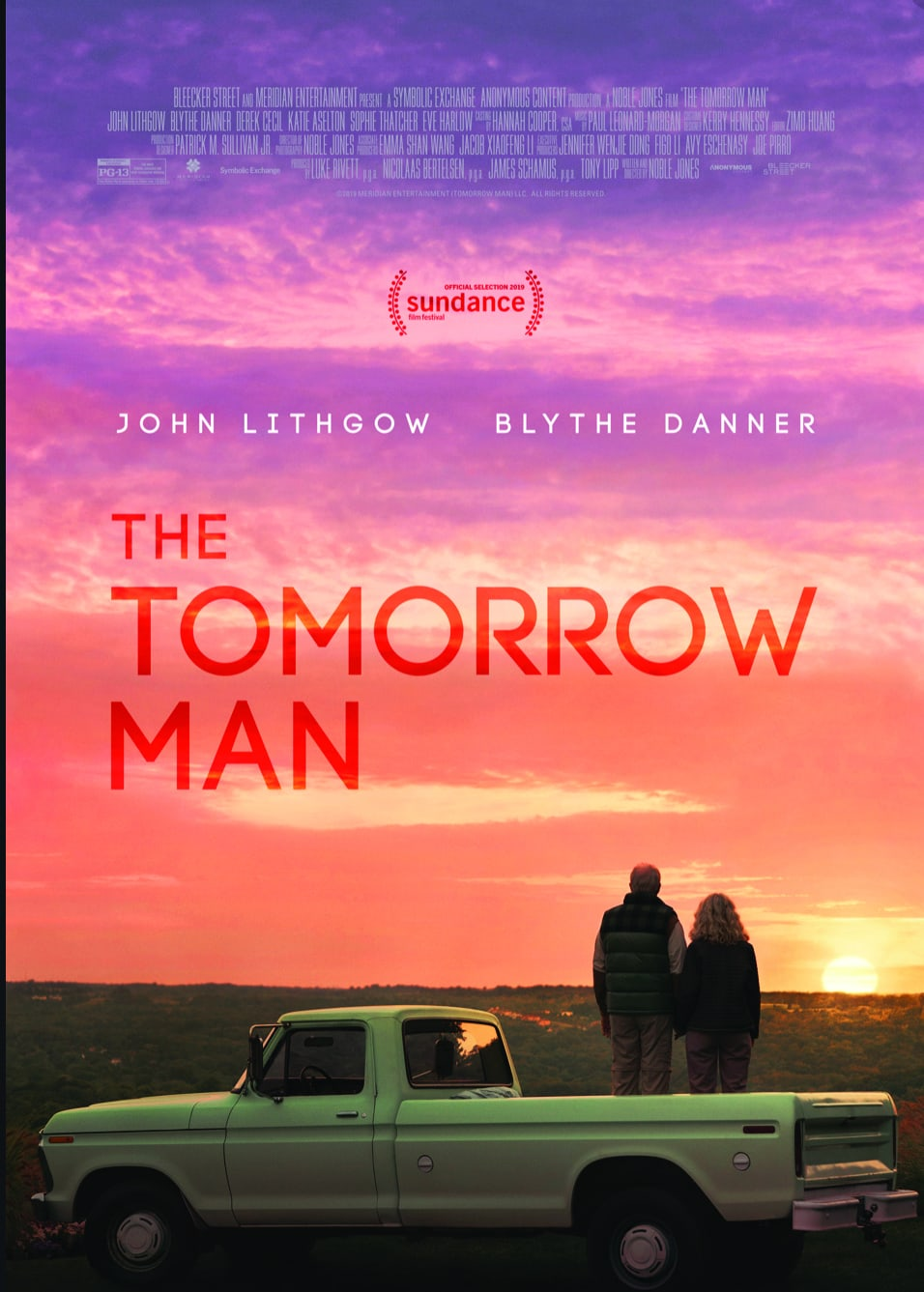 The Tomorrow Man's characters are stuck in the past