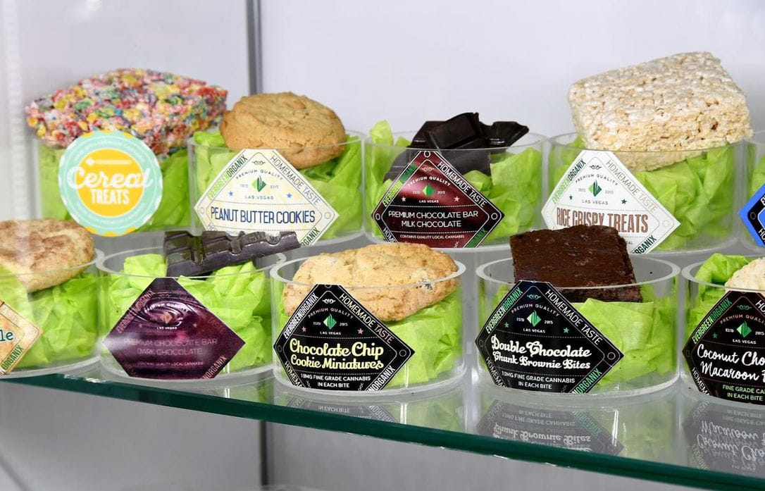 Cannabis edibles now legal but still not available for purchase