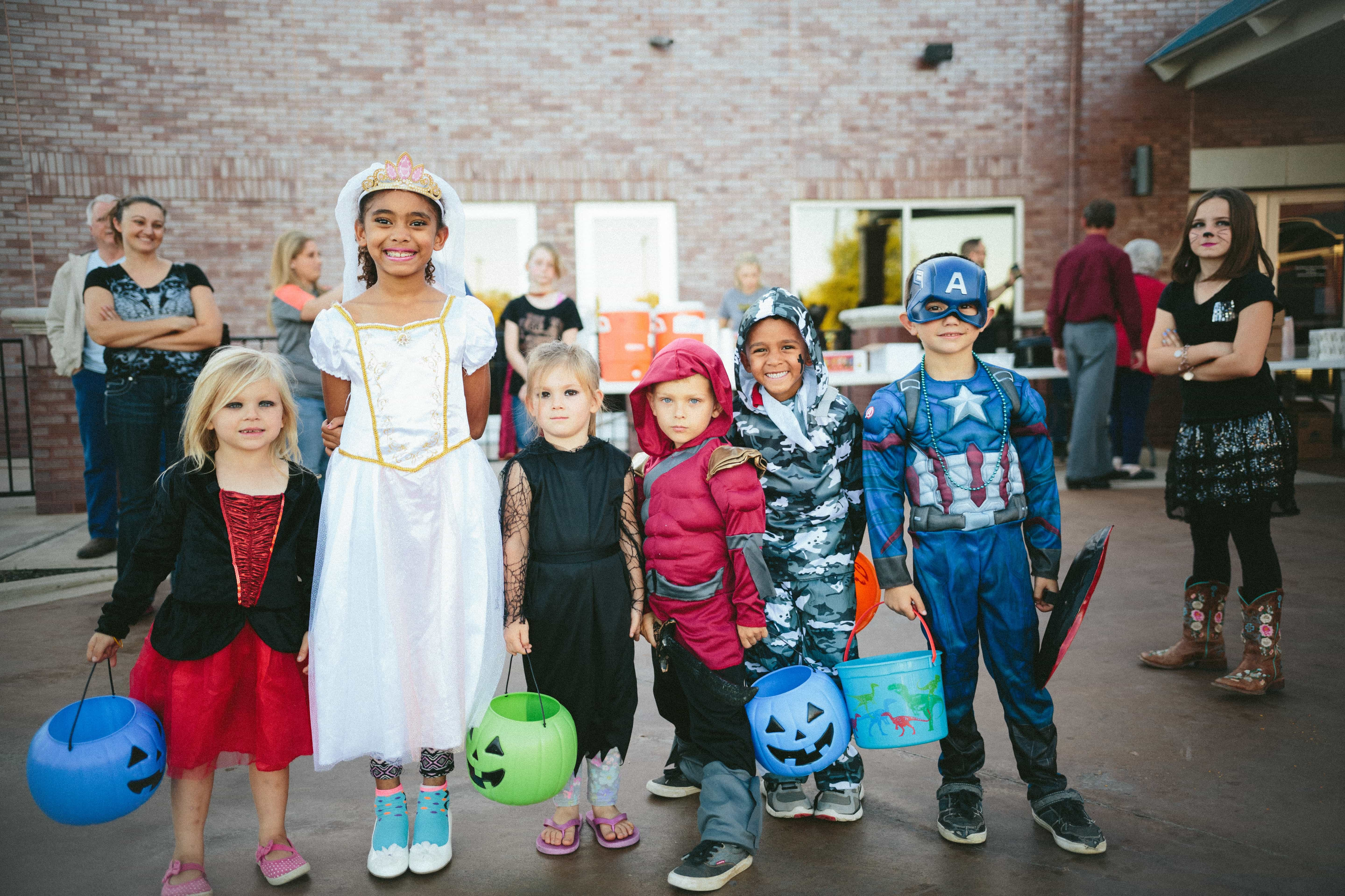 Editorial: costumes are not a platform