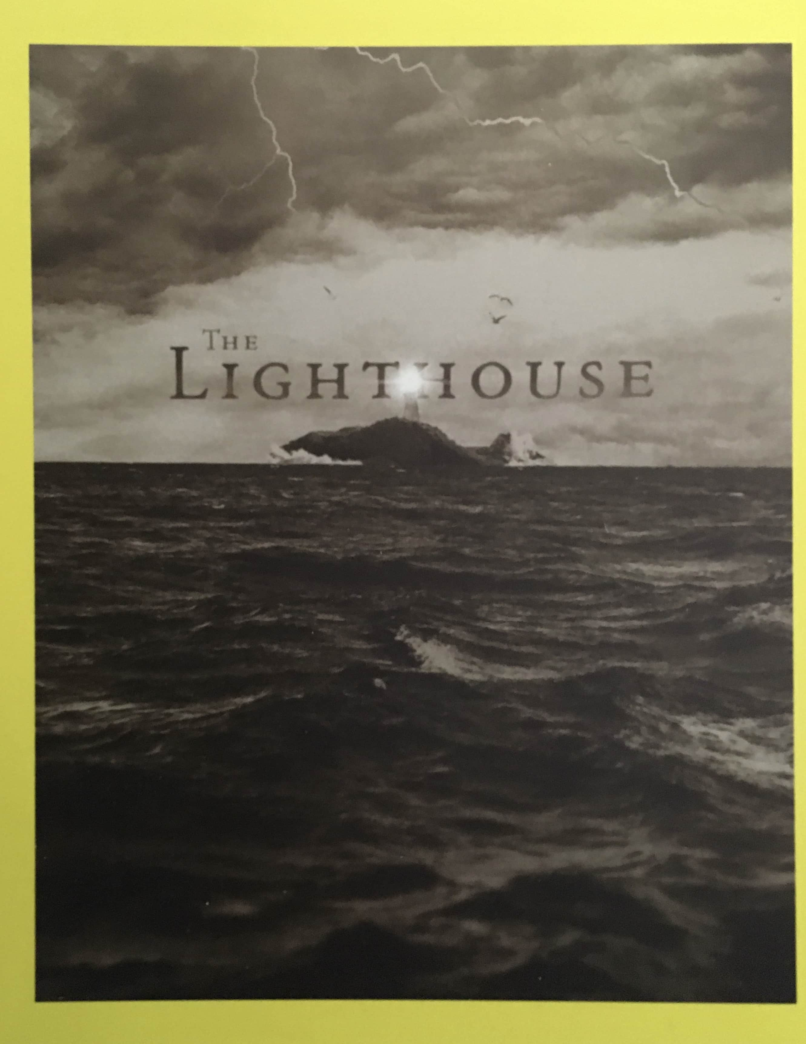 Maritime horror The Lighthouse is brilliant and mad