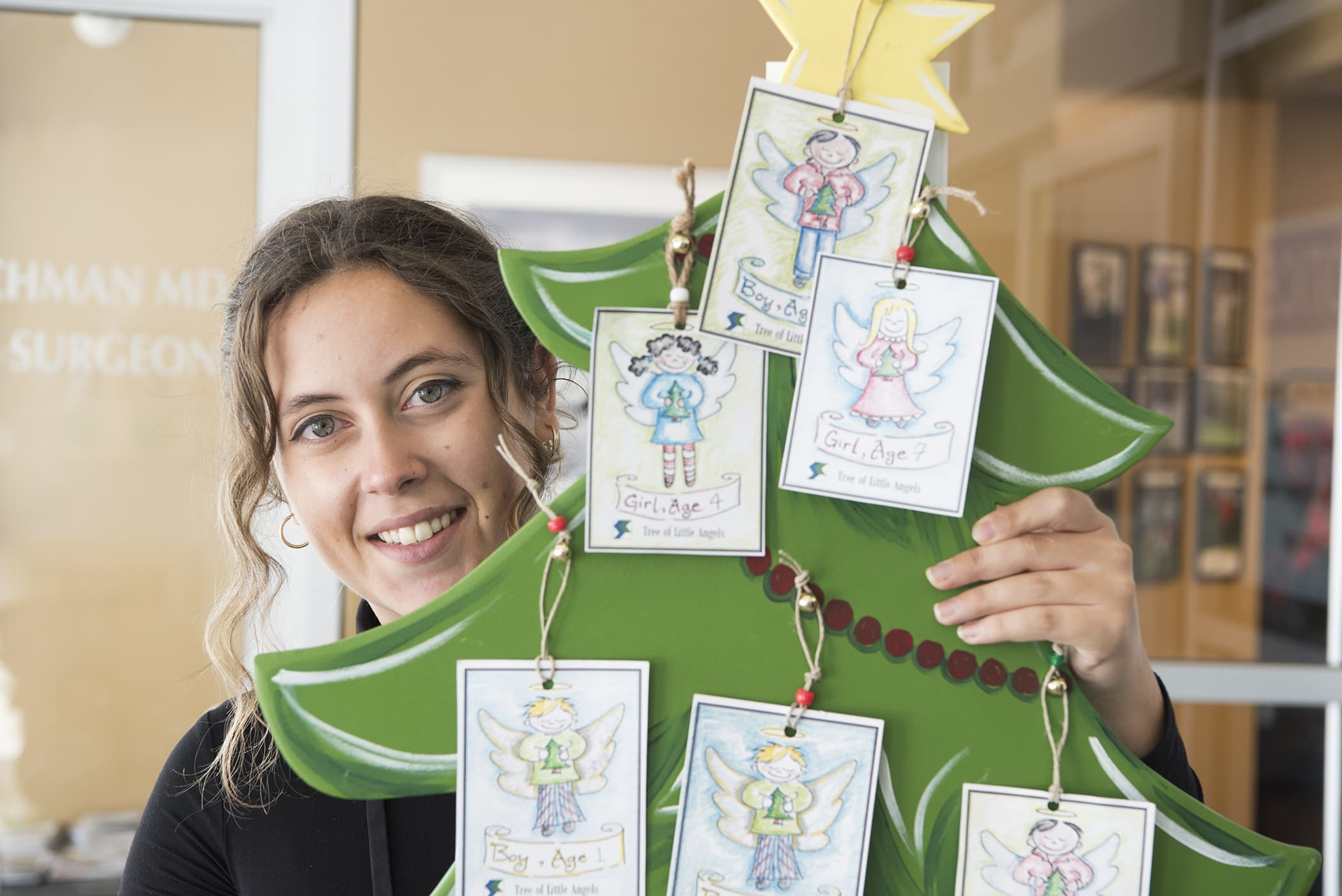 The Tree of Little Angels program is helping local children in need