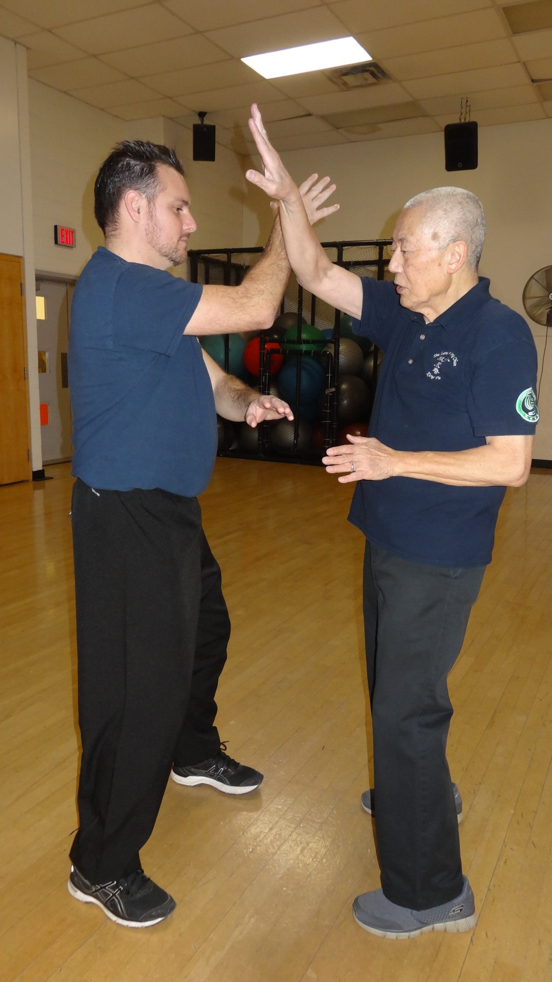 Brock's Confucius Institute offers free Weng Chun Kung Fu trial session