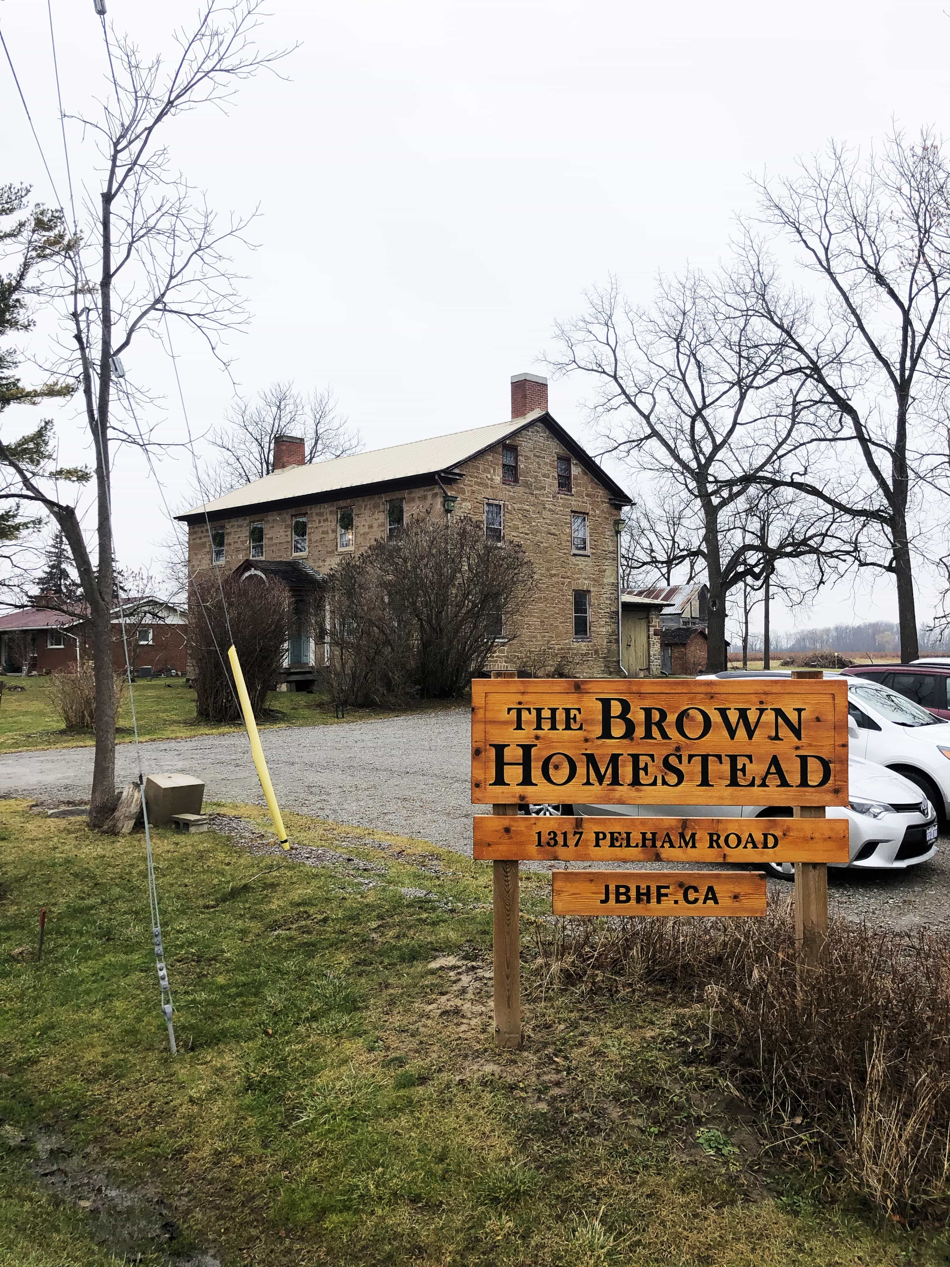 What is in store for the oldest home in St. Catharines?