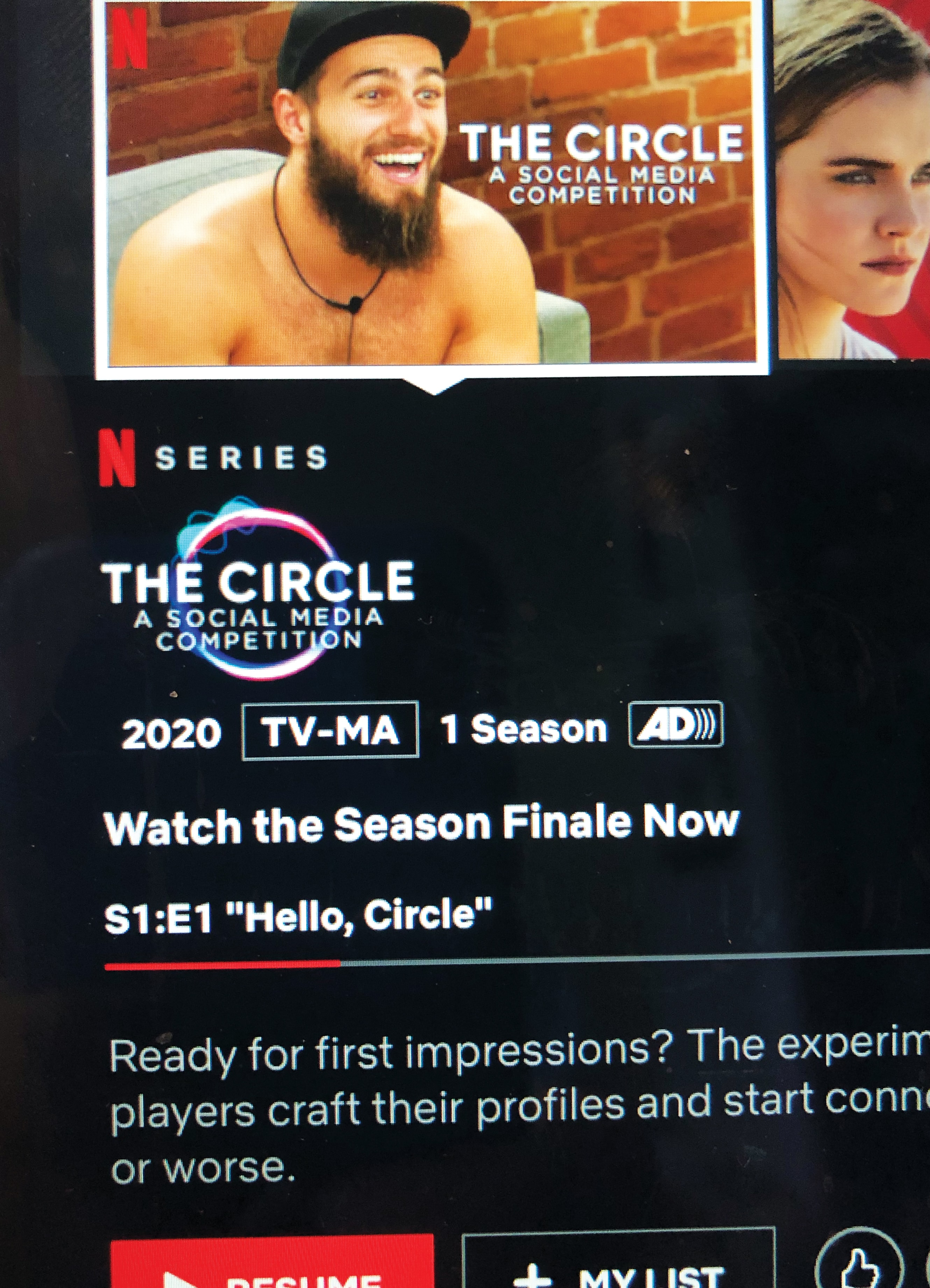 Netflix's The Circle is well-rounded reality television