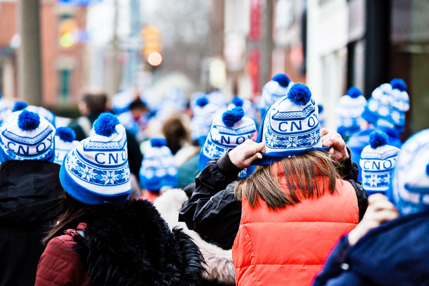 Hundreds support St. Catharines Coldest Night of the Year