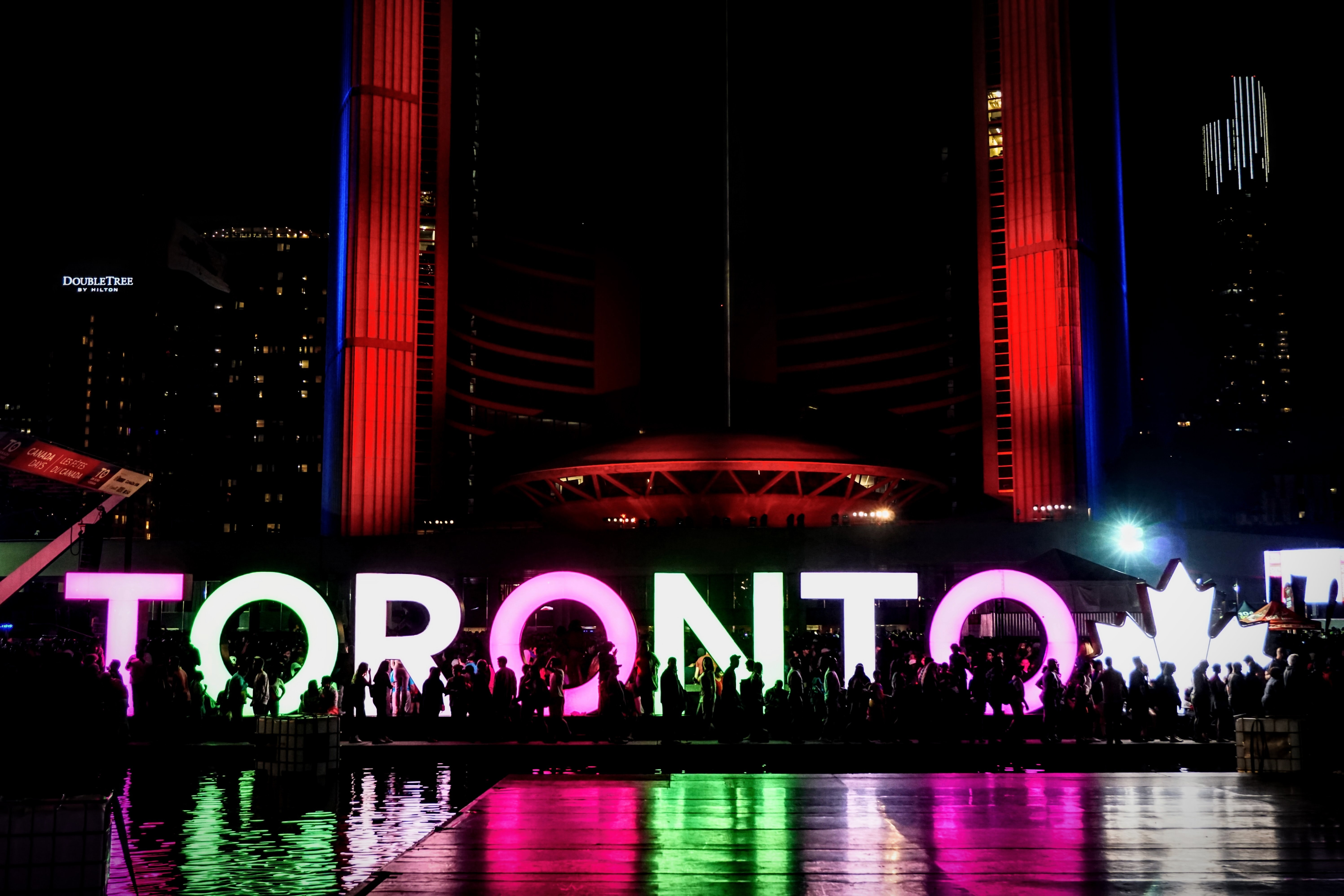 Editorial: what is wrong in Toronto?