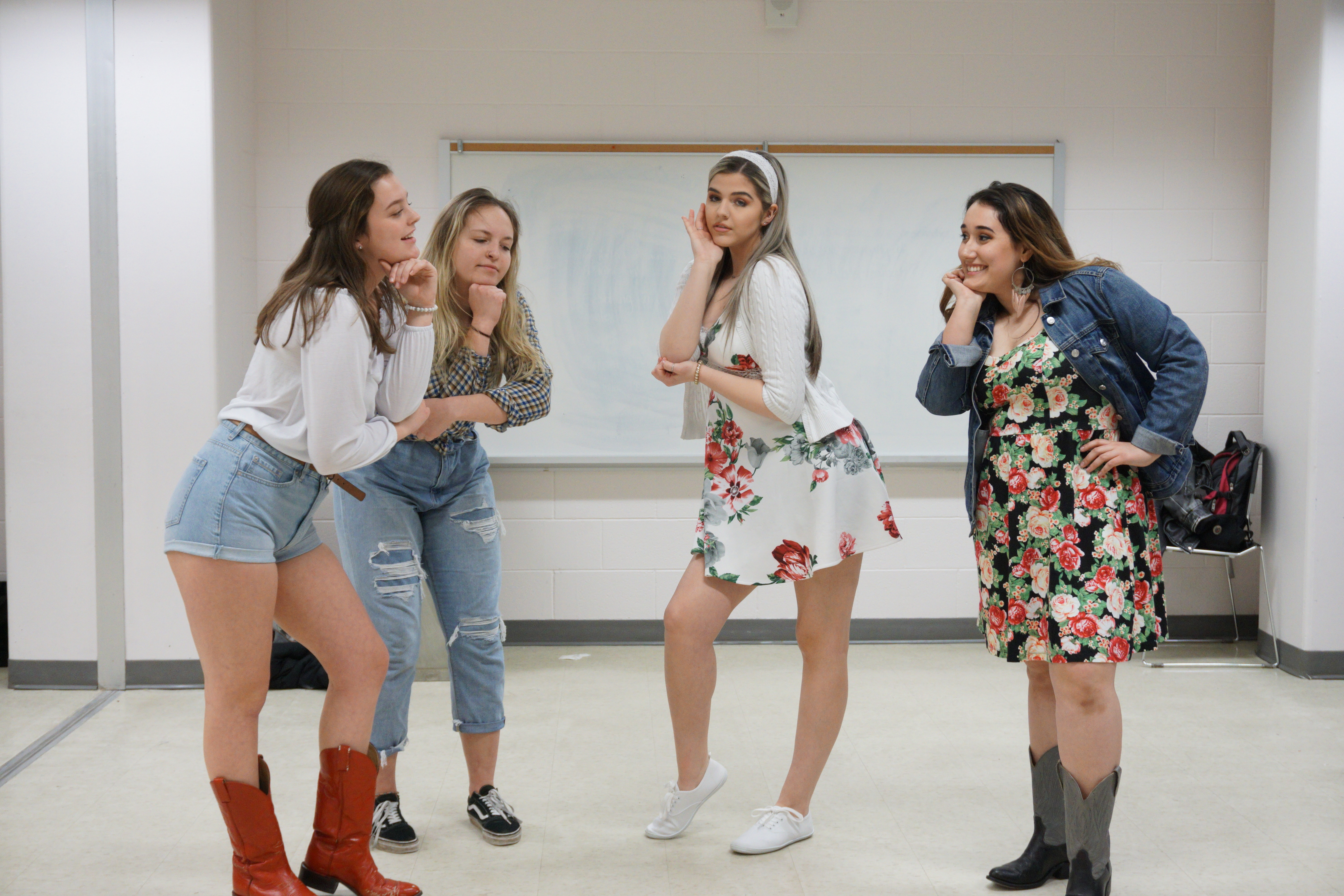 Backstage with Brock Musical Theatre: Kicking Off Footloose