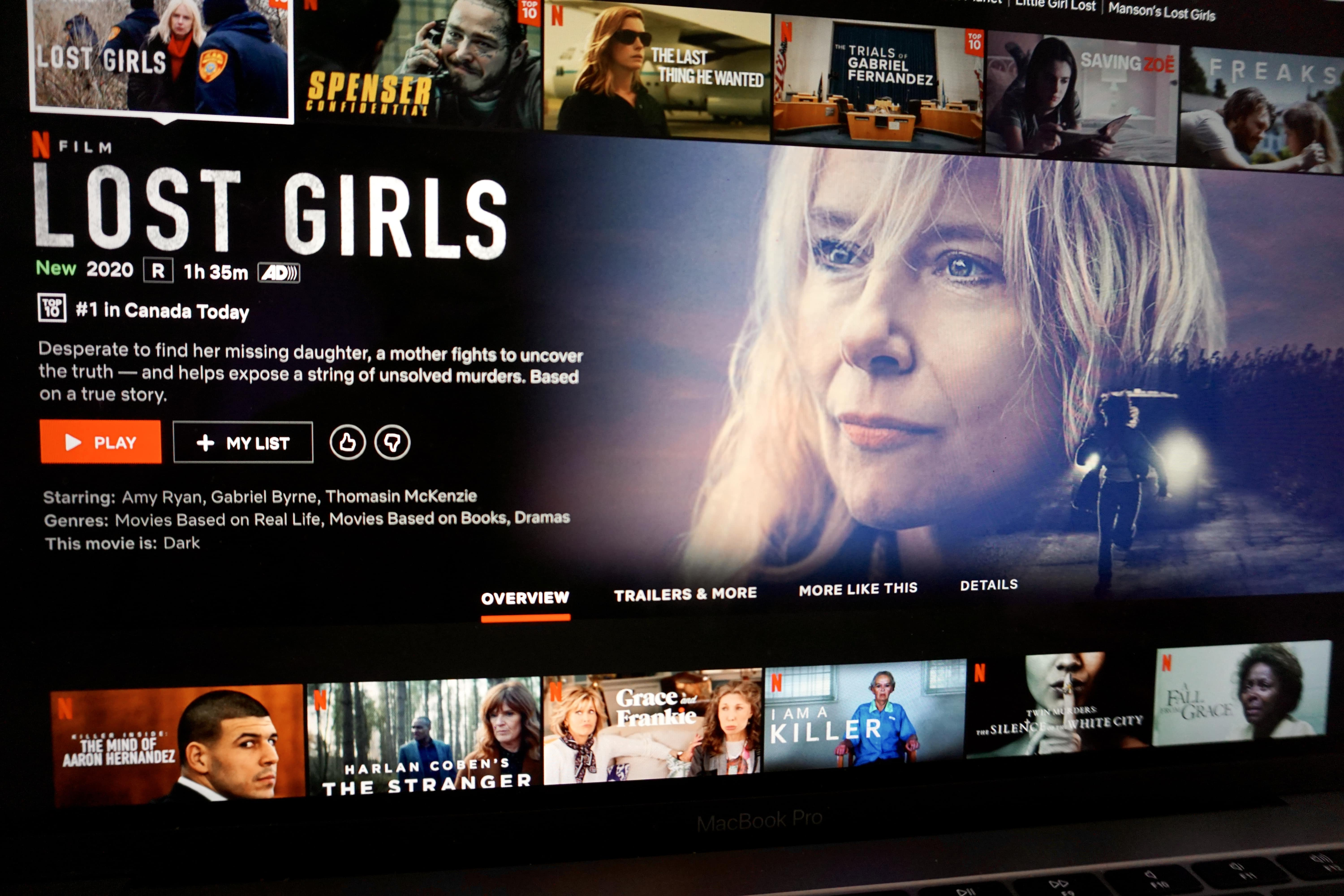 Lost Girls loses interest