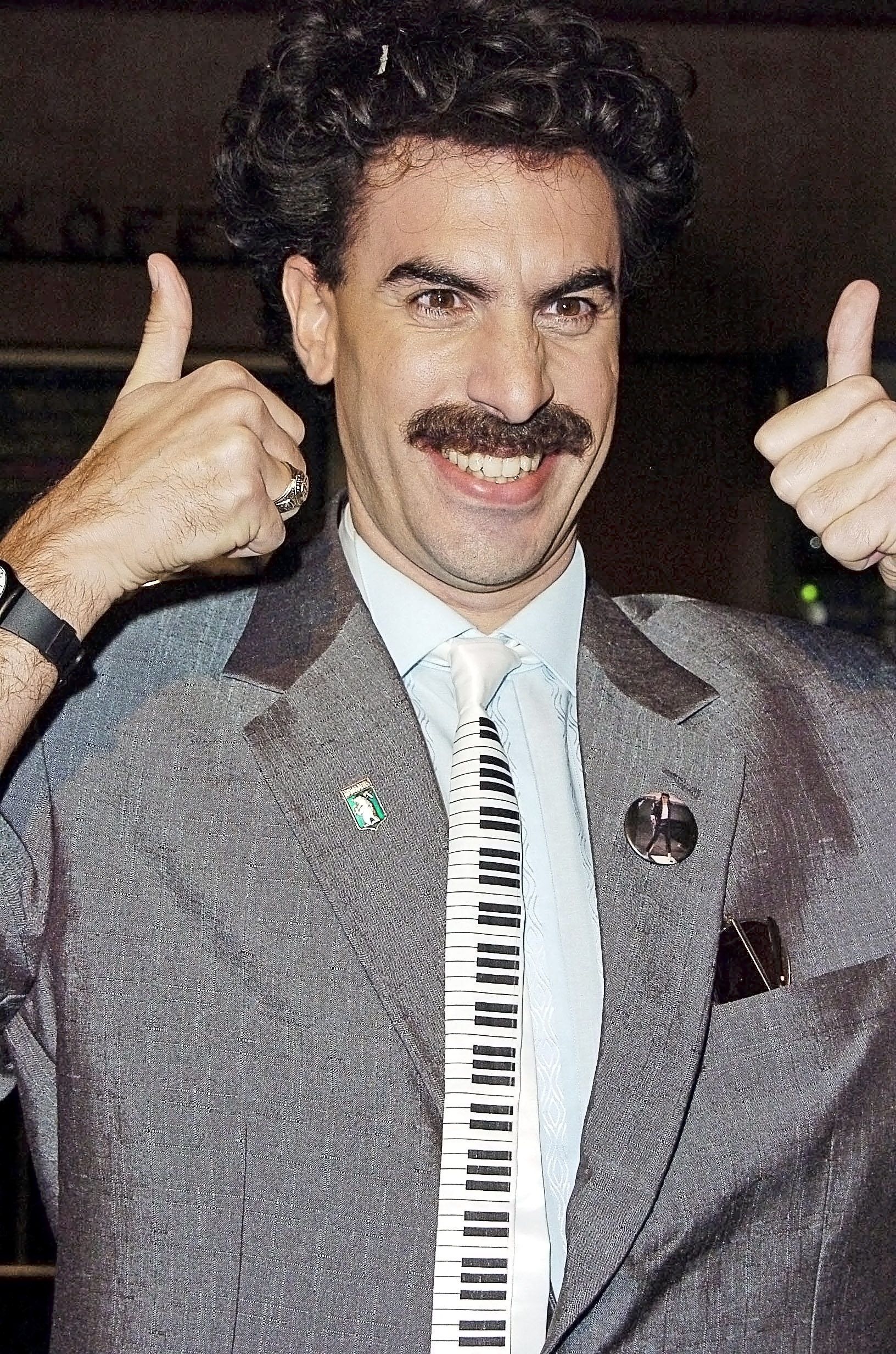 Borat Subsequent Moviefilm another 'great success' for Sacha Baron Cohen