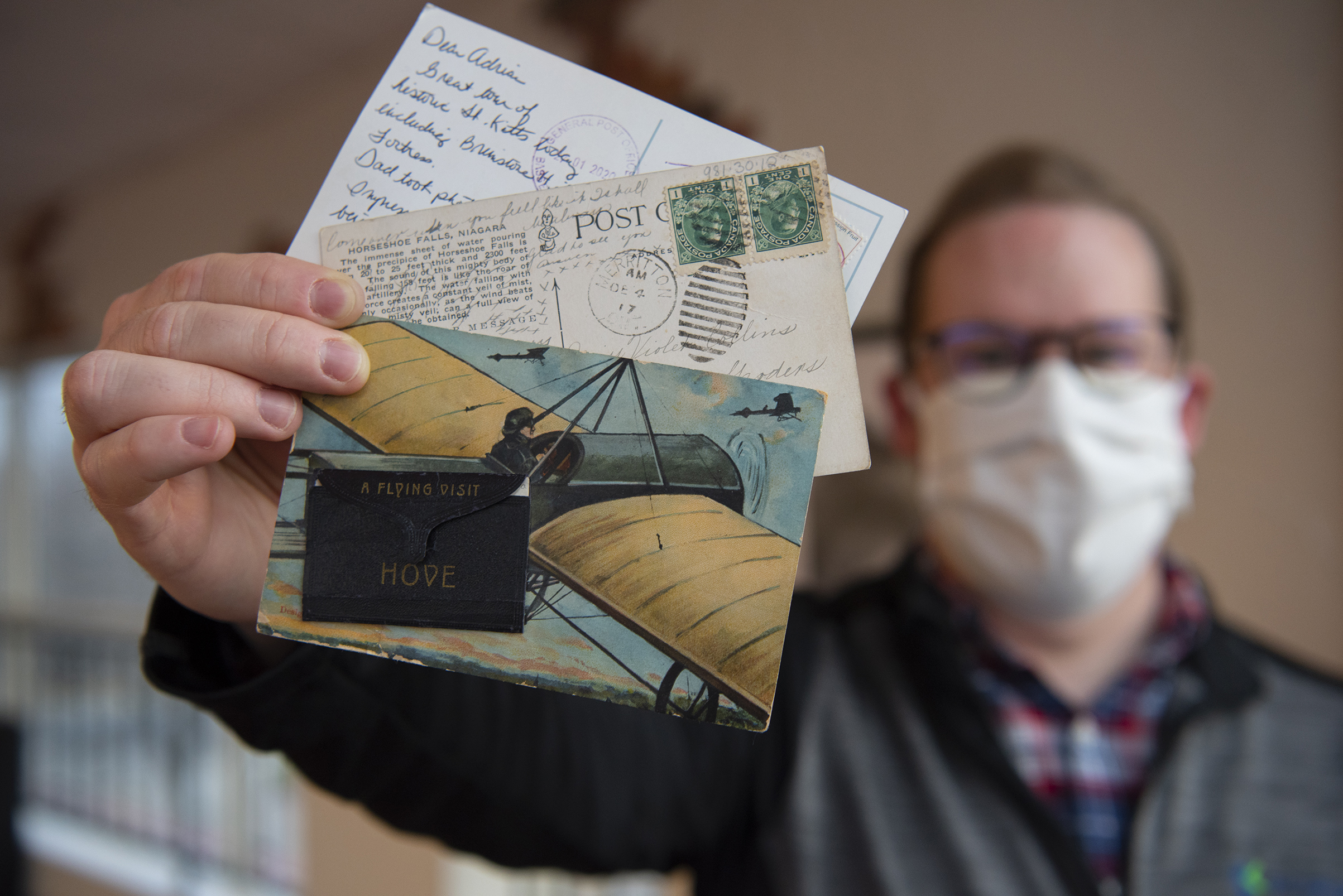 The St. Catharines Museum and Welland Canals Centre is seeking postcards for a new exhibit