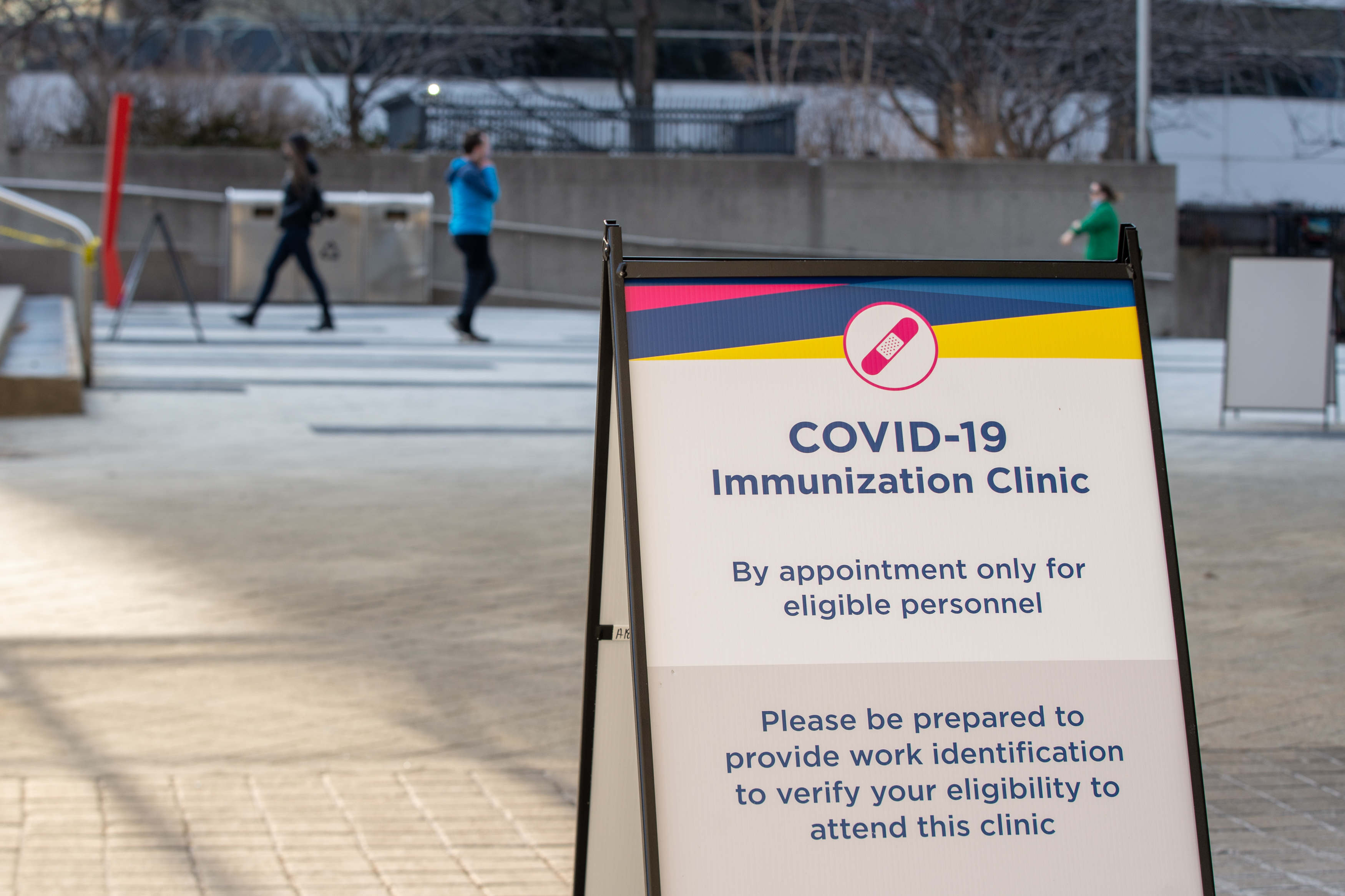 Ontario residents aged 60 and over can now book a vaccine appointment