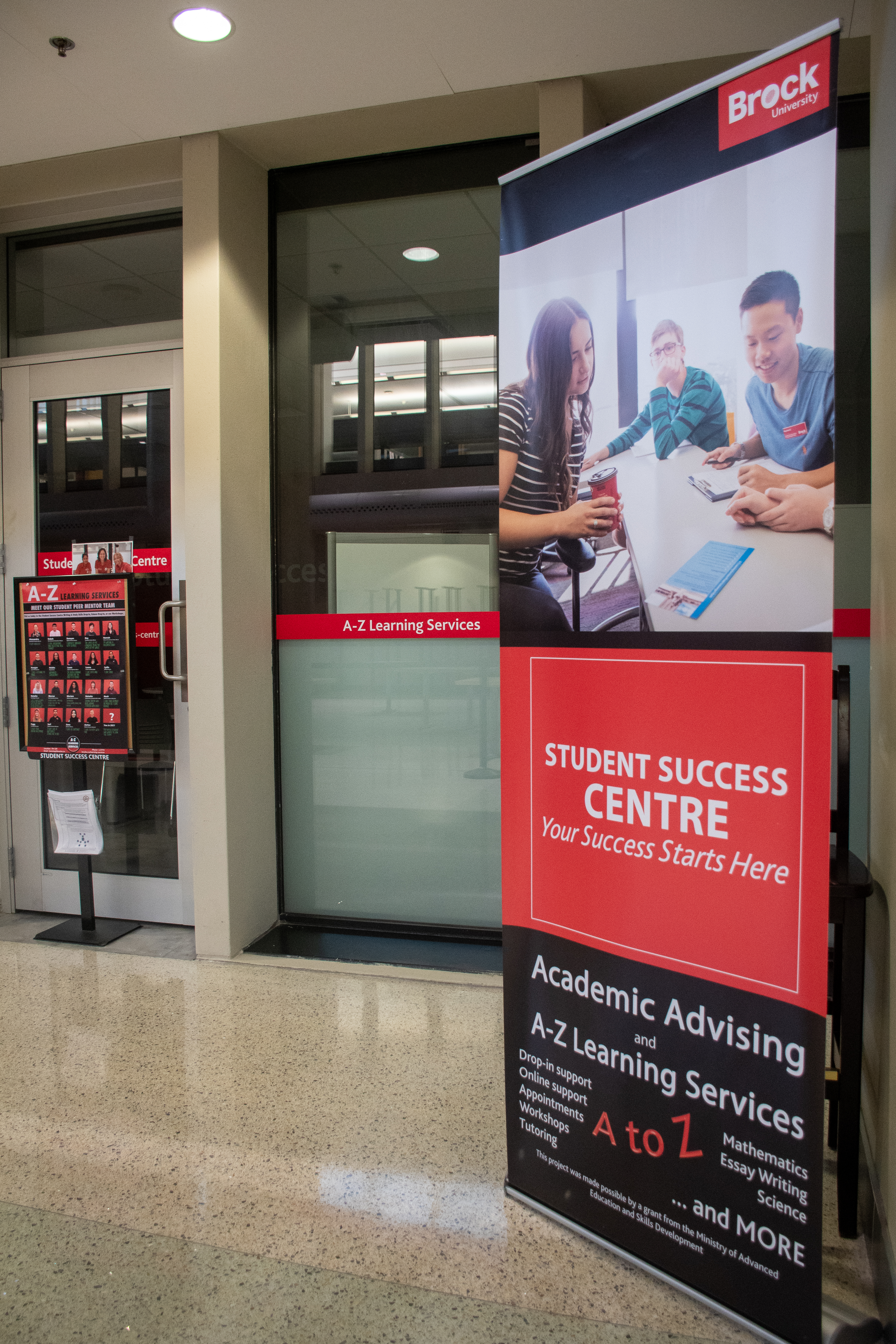 Academic services to help you thrive this year at Brock