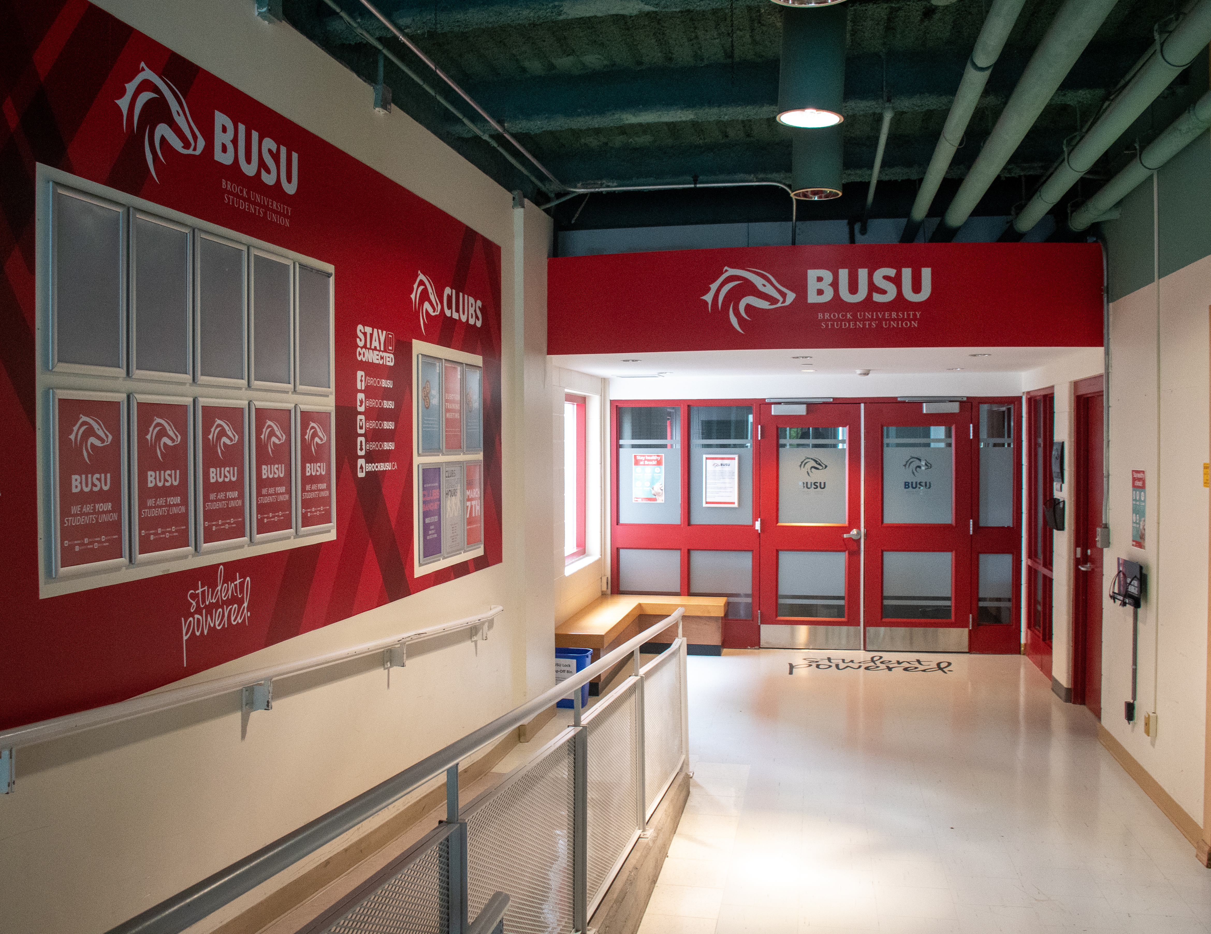 Engaging with student government: BUSU and BUSAC