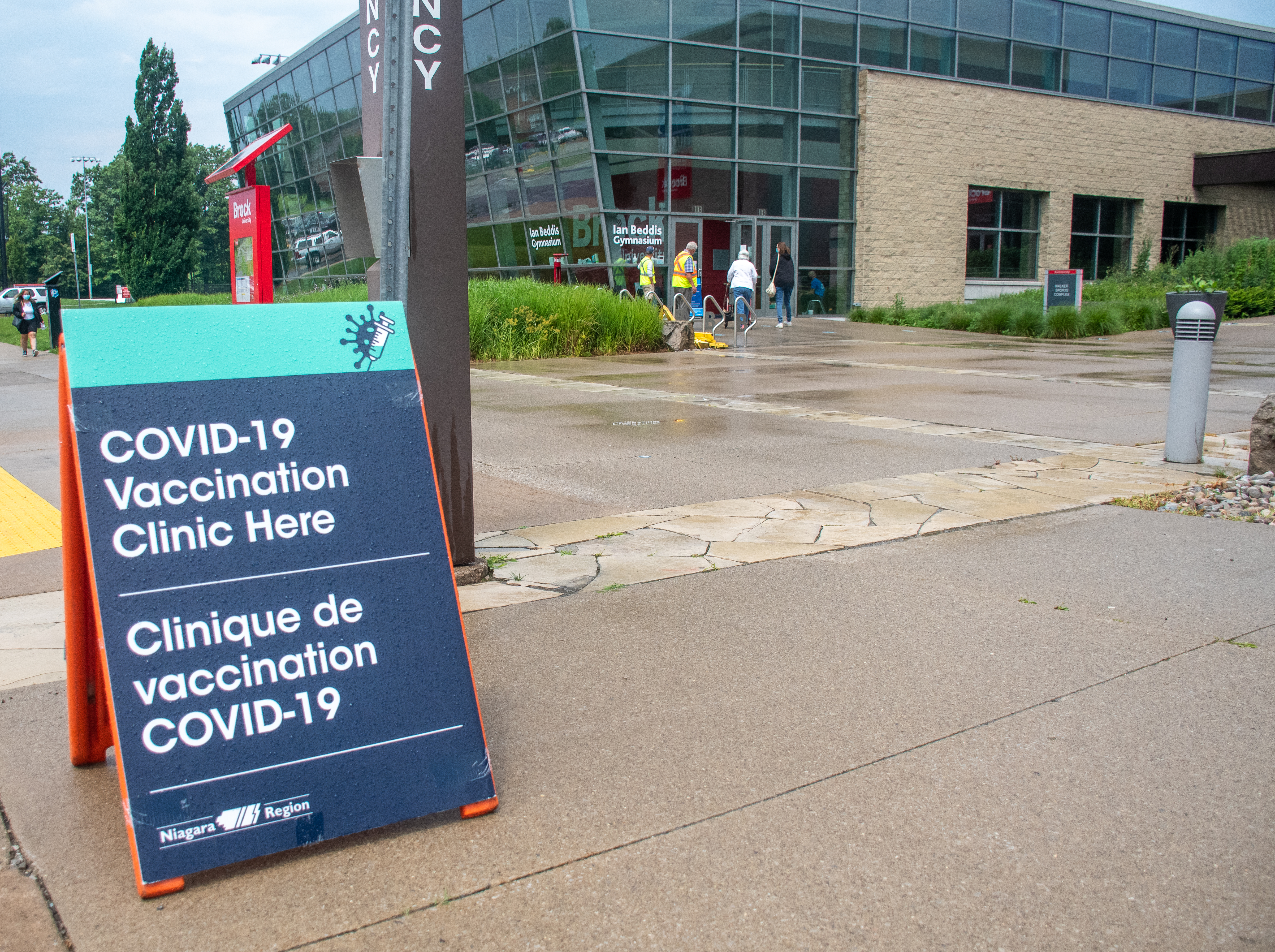 Start your school year off right: get vaccinated at Brock