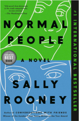 Sally Rooney's Normal People, a charming and realistic story about university students