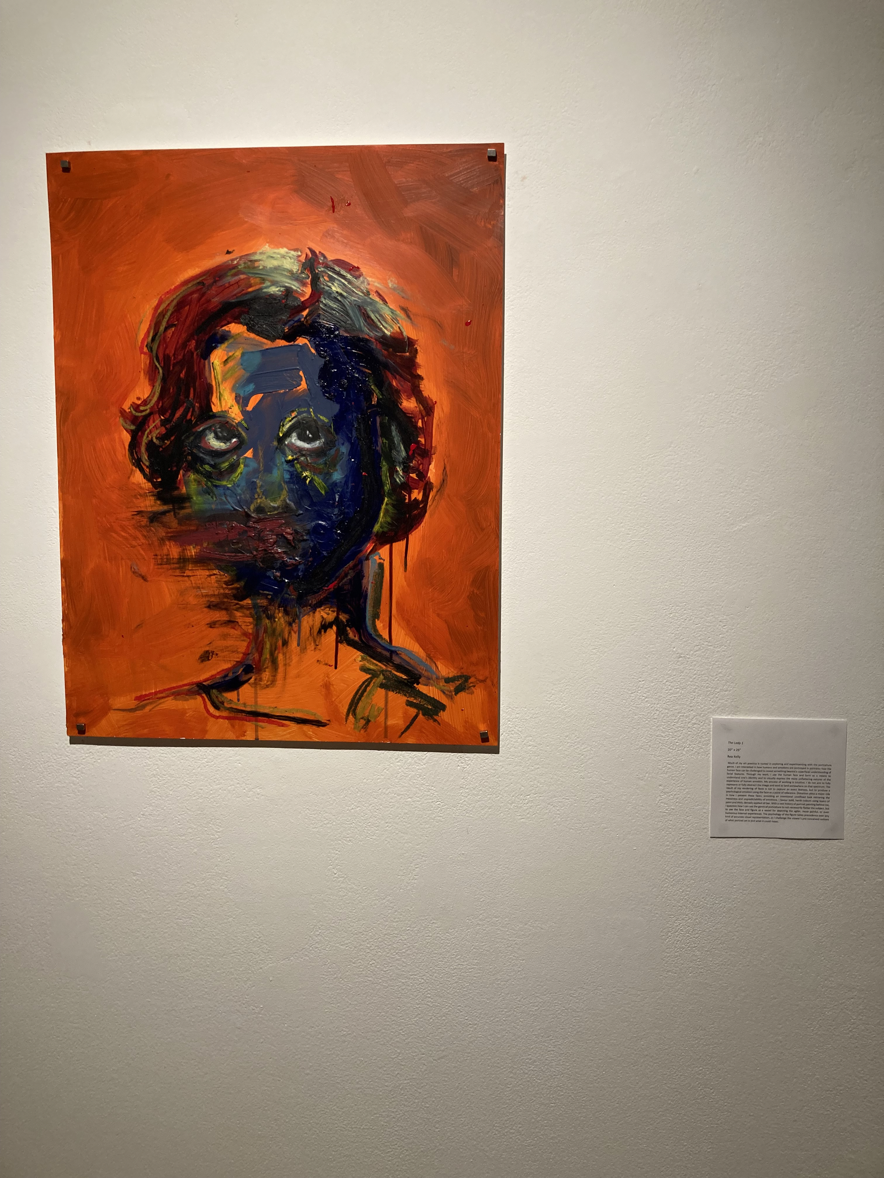 Mental health depicted in art at Niagara Arts Centre's latest exhibit