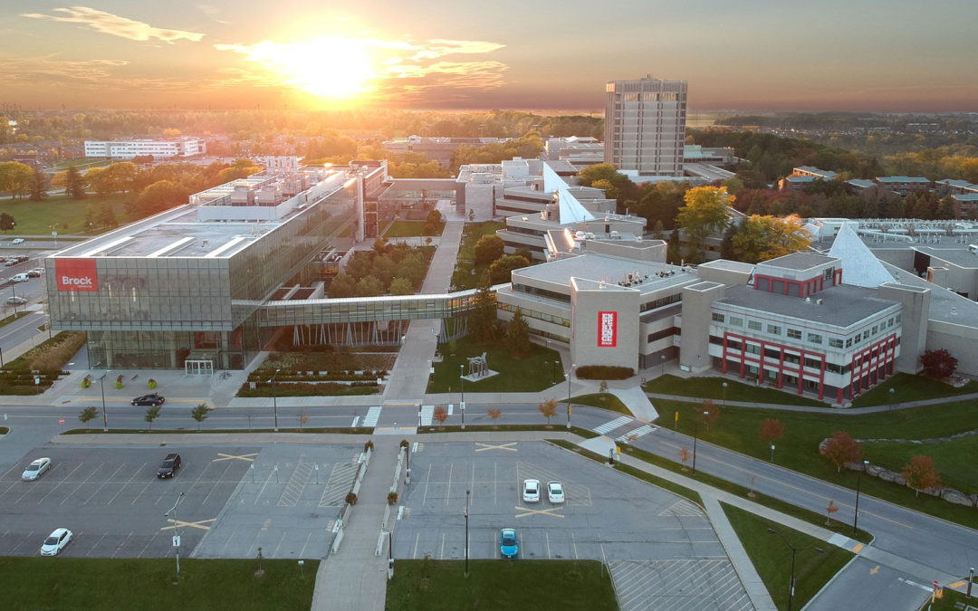 After 18 months of isolation, Brock's campus comes back to life