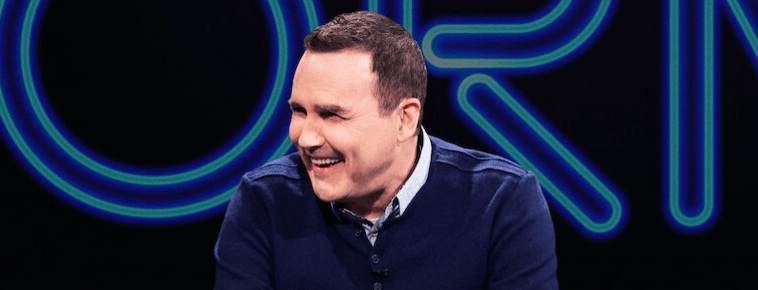 Here's to Norm Macdonald, my favourite comedian of all time